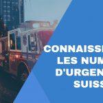 numeros urgences Suisse